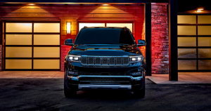 Grand Wagoneer 2021 Front LED