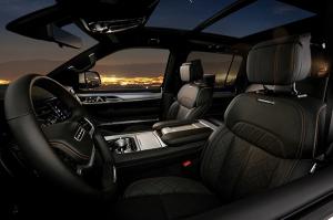 Grand Wagoneer 2021 luxury