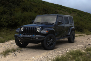 High Altitude Jeep 4xe