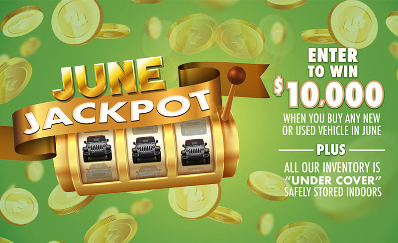June Jackpot