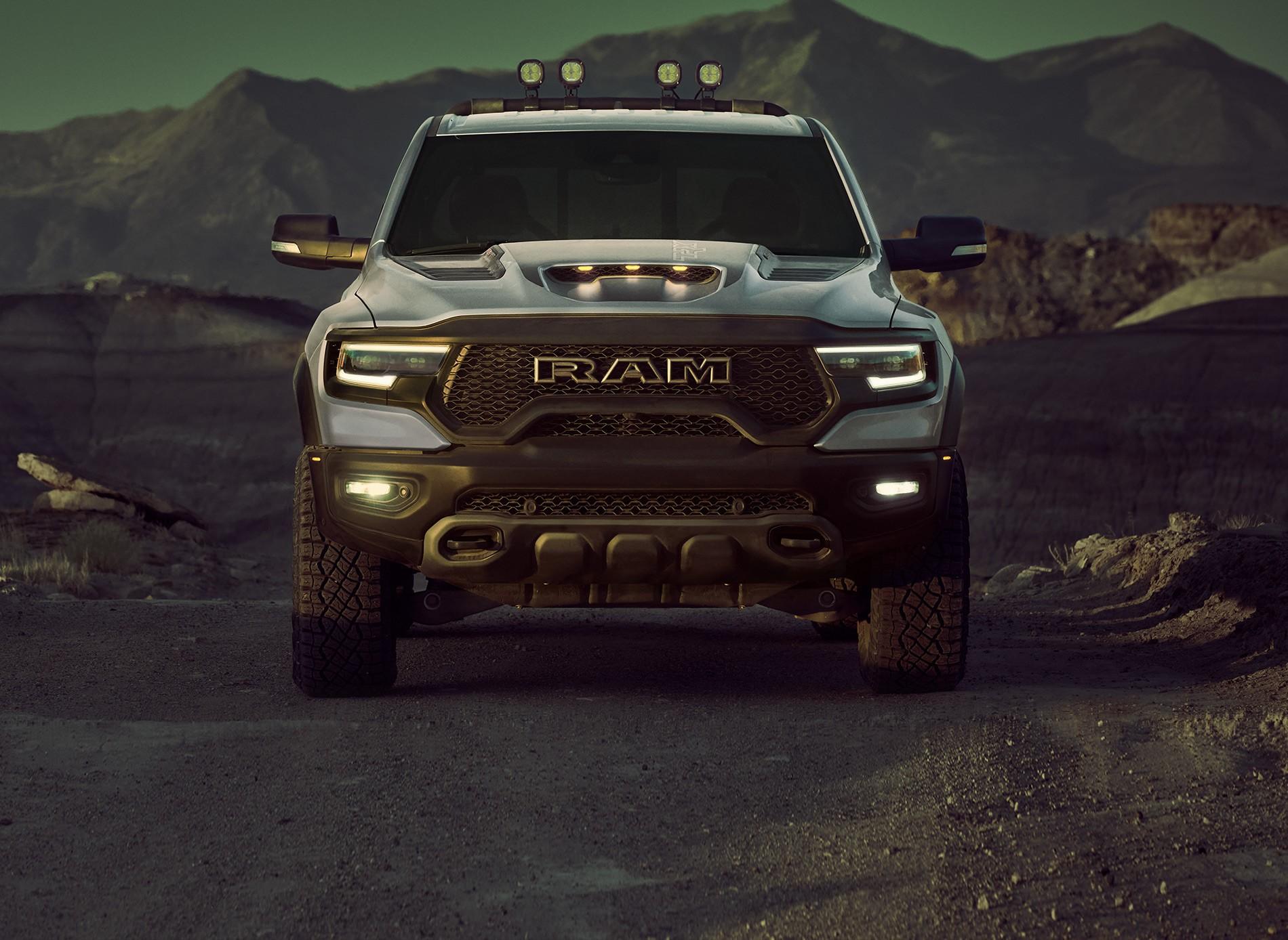 2021 RAM 1500 TRX at Okanagan Chrysler Jeep Dodge