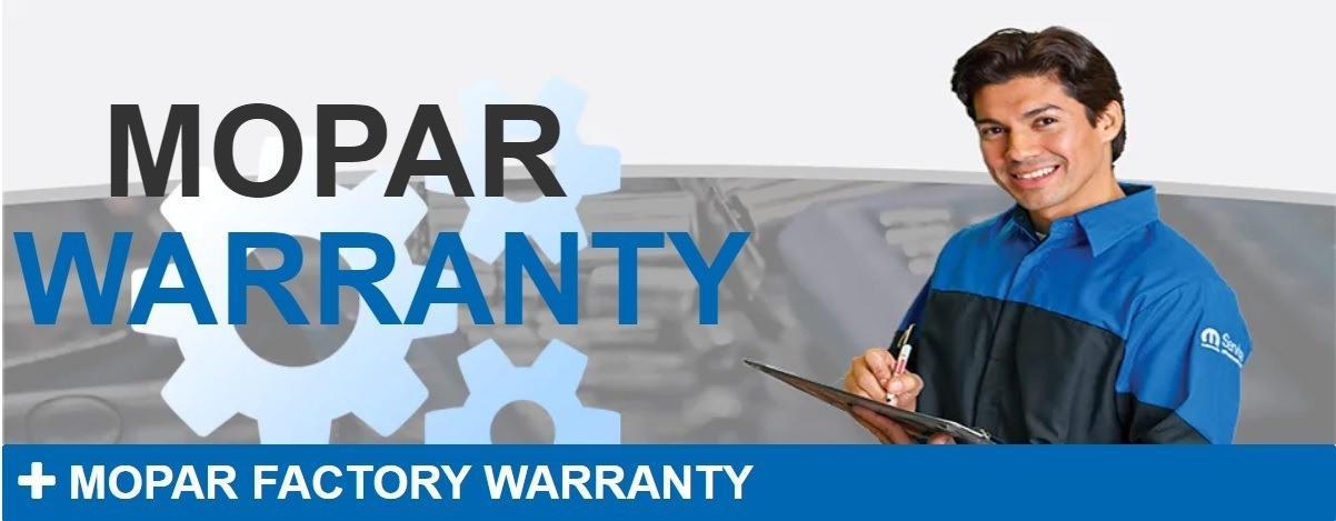 Mopar Warranty