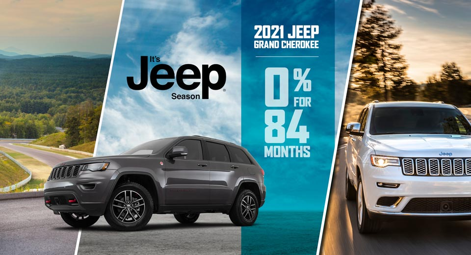 It's Jeep Season