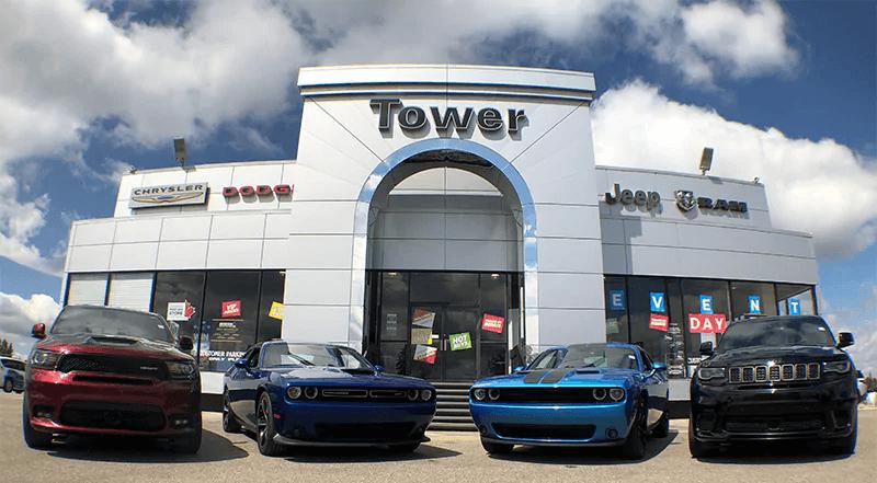 Tower Chrysler