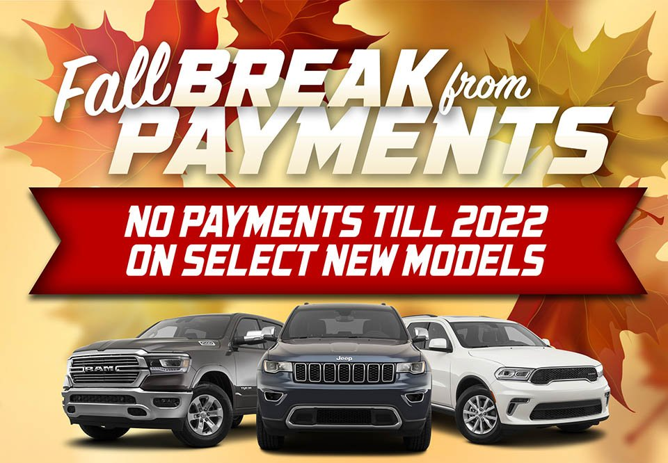 Fall Break From Payments