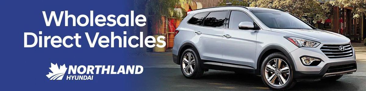 Wholesale Direct Vehicles