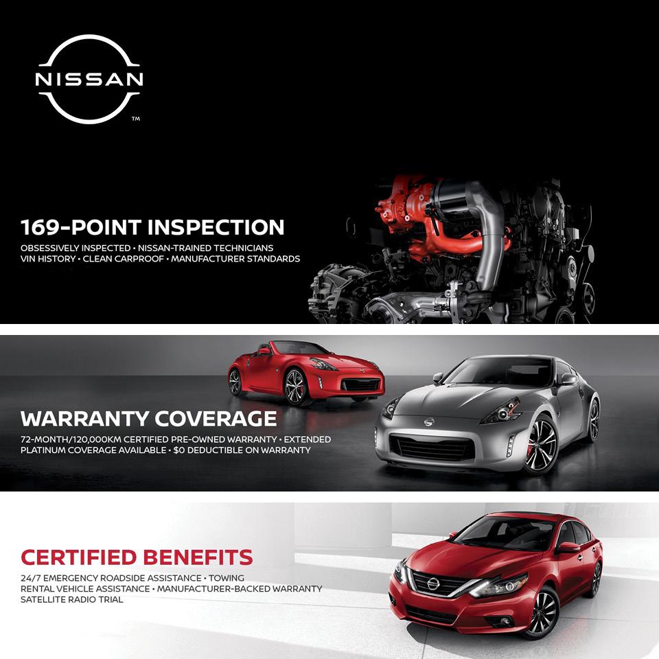 Certified Pre-Owned Program @ Grande Prairie Nissan