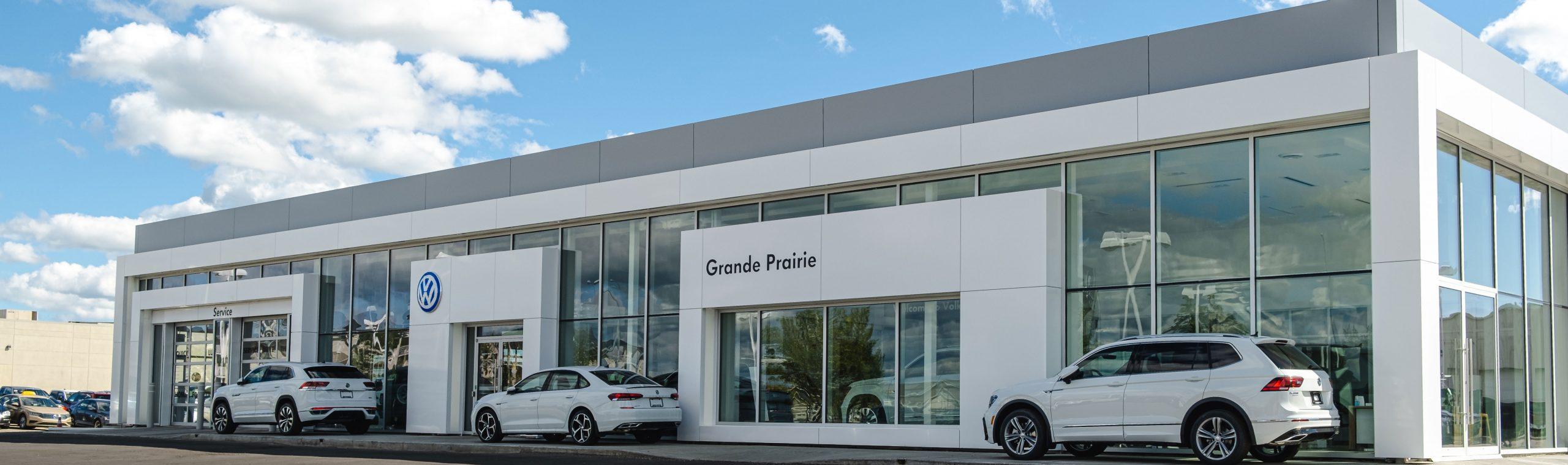 Grande Prairie VW