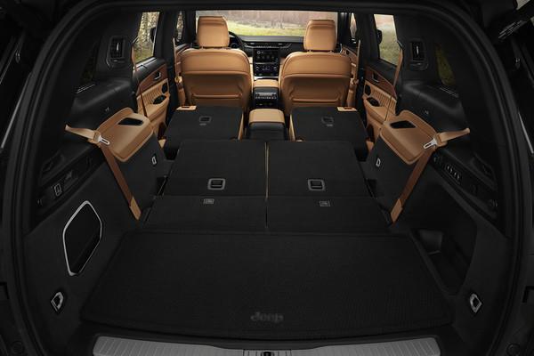 jeep interior shot