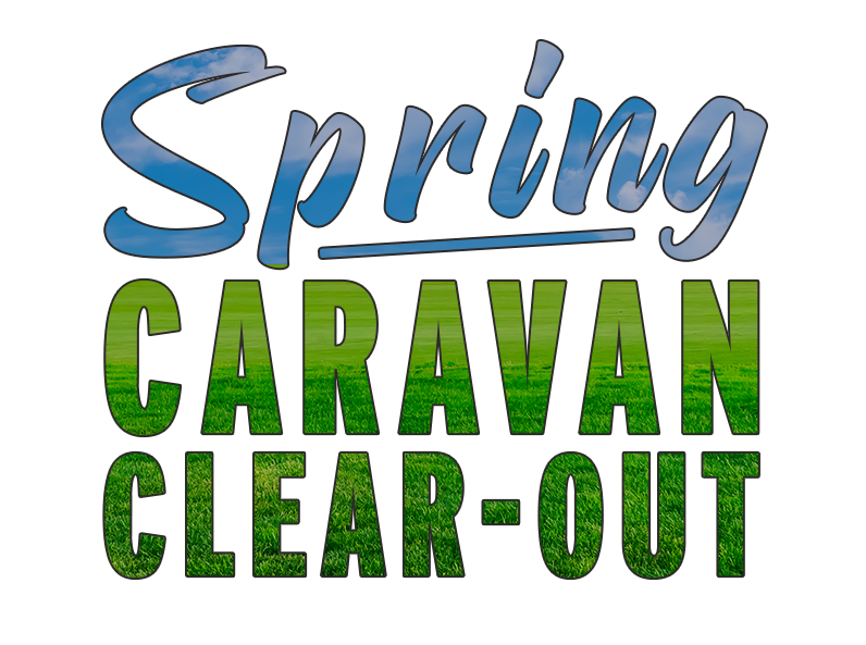 Spring Caravan Clear-out