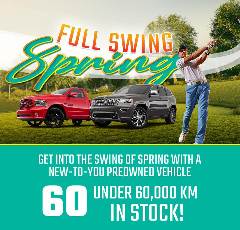 Full Swing Spring