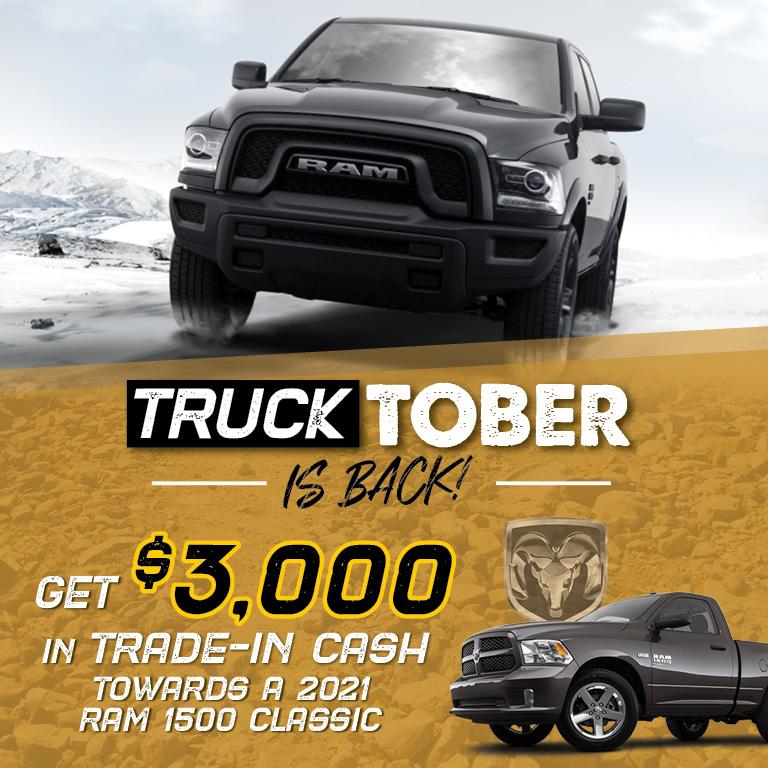 Trucktober is Back