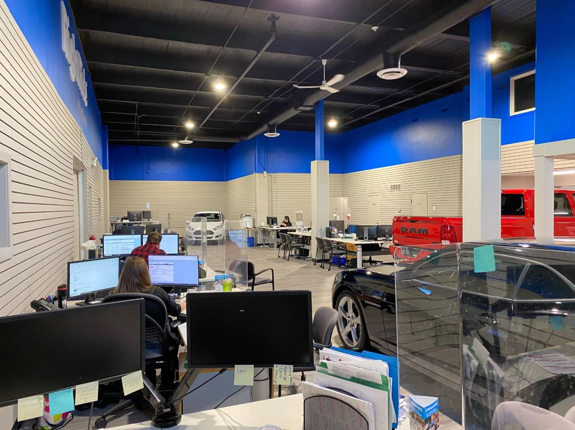 Calgary Interior Image